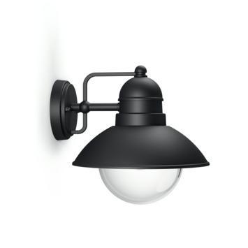 Philips buitenlamp Hoverfly zwart