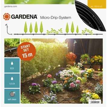 Gardena Start Set S 15m