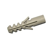 KARWEI plug nylon 6 mm 150 stuks