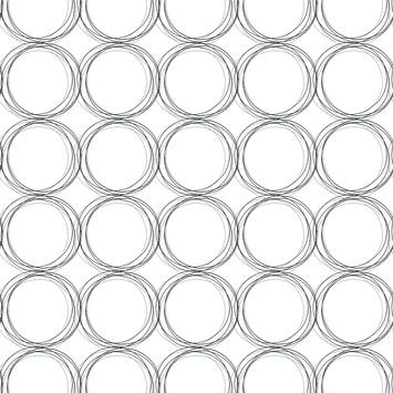 Tafelzeil Mello transparant per centimeter