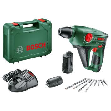 Bosch accuboorhamer Uneo 12 volt incl. 2 accu's