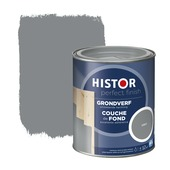 Histor Perfect Finish grondverf RAL 7037 grey 750 ml