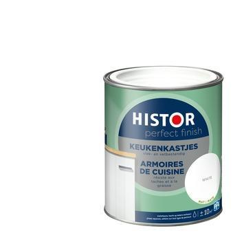 Histor Perfect Finish keukenkastjes mat  7000 wit 750 ml