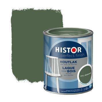 Histor Perfect Finish houtlak zijdeglans still searching 750 ml
