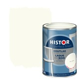 Histor Perfect Finish houtlak hoogglans RAL 9010 1,25 l