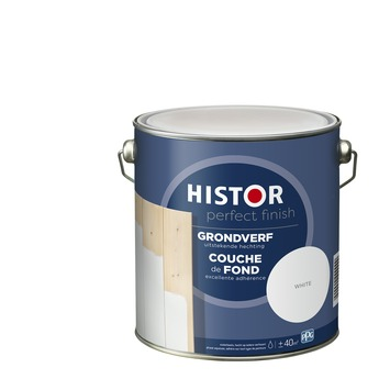 Histor Perfect Finish grondverf 7000 wit 2,5 l