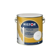 Histor Perfect Finish traplak anti-slip zijdeglans 7000 wit 2,5 l