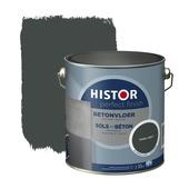 Histor Perfect Finish betonvloer zijdeglansRAL 7043 dark grey 2,5 l