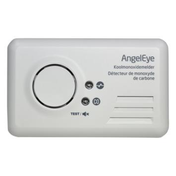 AngelEye Koolmonoxidemelder Inclusief 7 Jaar Batterij