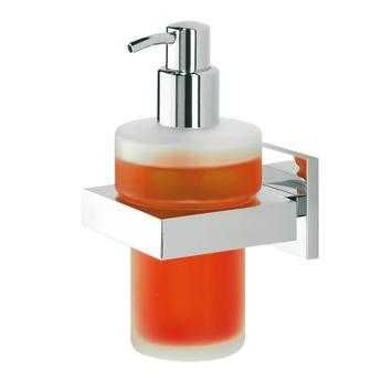 Tiger Items zeepdispenser chroom muurbevestiging