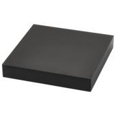 Handson zwevende wandplank zwart 23.5 cm