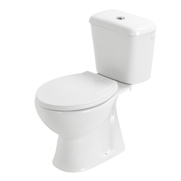 OK toilet duoblok AO/vloeraansluiting WC pack