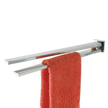 Tiger Items handdoekrek 2-arms chroom