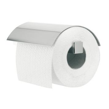 Tiger Items toiletrolhouder met klep chroom