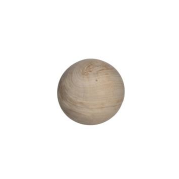 Pia bal licht bruin 10 cm