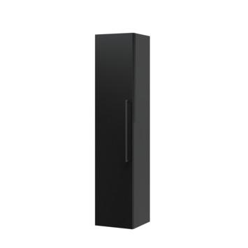 Bruynzeel Optima kolomkast zwart met vierkante greep