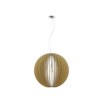 Eglo hanglamp Cassano Ø70 cm naturel