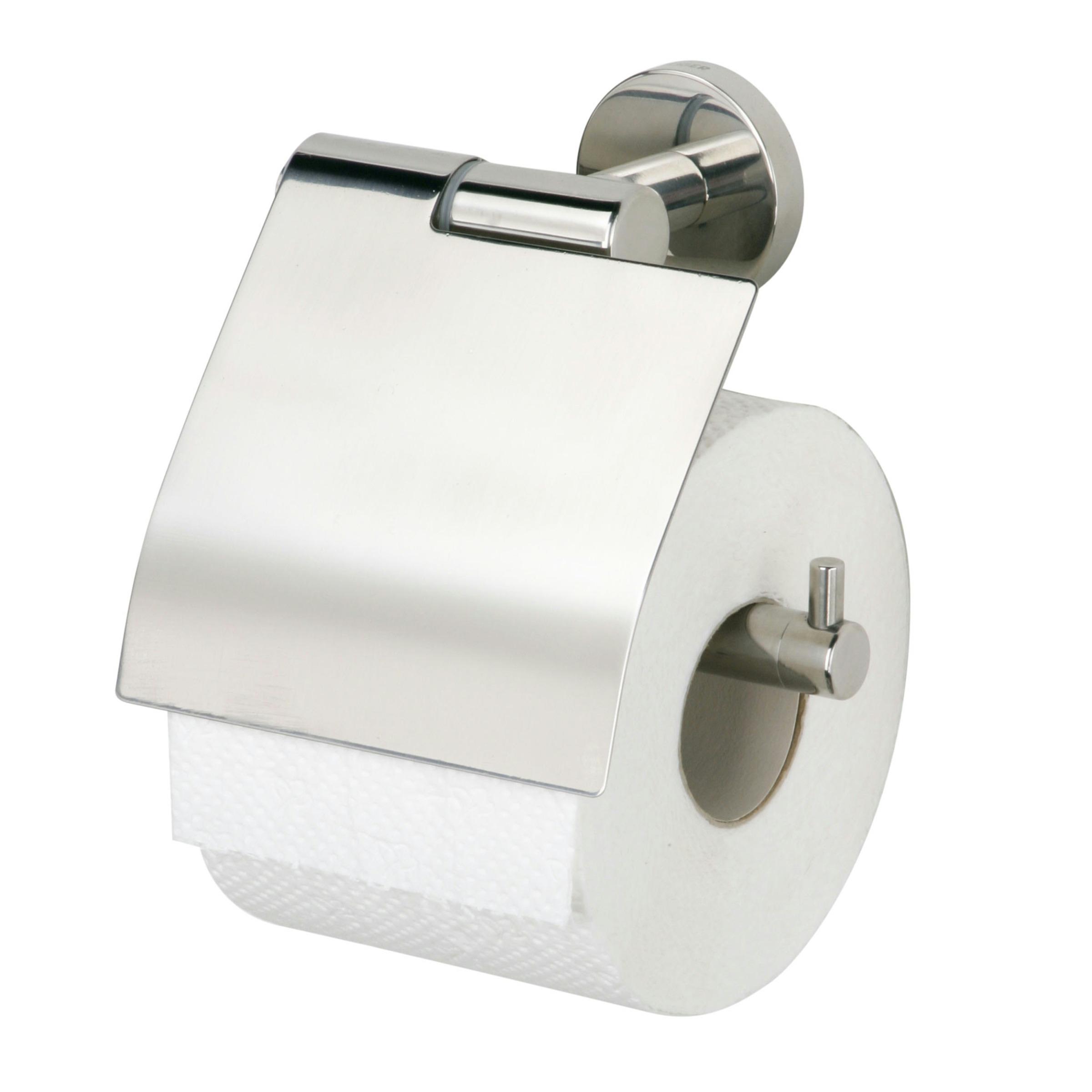 Tiger boston toiletrolhouder rvs glans