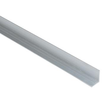 Hoekprofiel aluminium 20x15x1,3mm 100cm