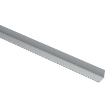 Hoekprofiel aluminium geanodiseerd 20x20x1,5mm 250cm