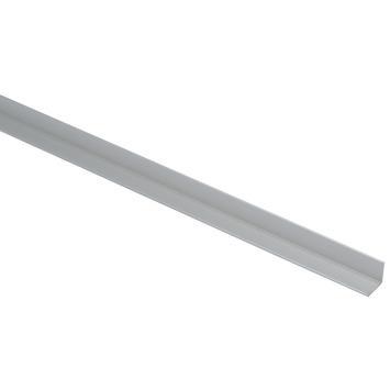 Hoekprofiel aluminium geanodiseerd 15x15x1,2mm 250cm