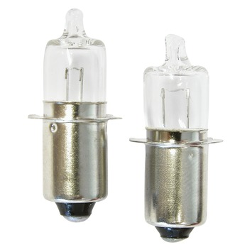 Reservelampje Halogeen 6V 2st