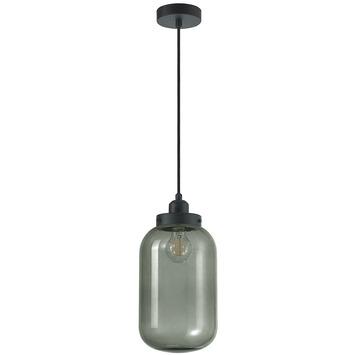 KARWEI hanglamp Juno XL - rookglas