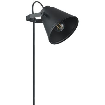 KARWEI wandlamp Lenn zwart
