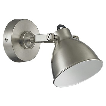 KARWEI wandlamp Cadiz nikkel