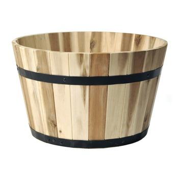 Plantenbak hout 53x32 cm