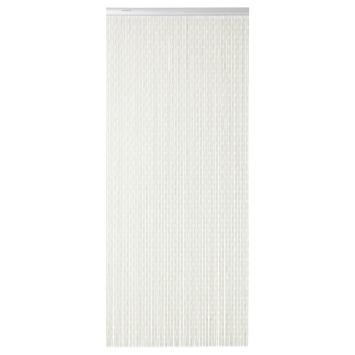 Sun-Arts Vliegengordijn Hulzen 90X210 cm Crème Verspringend