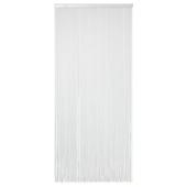 Sun-Arts Vliegengordijn Roma 92X210 cm Transparant Zwart