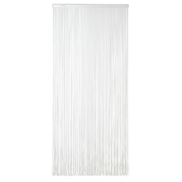 Sun-Arts Vliegengordijn Palermo 90X210 cm Wit Transparant
