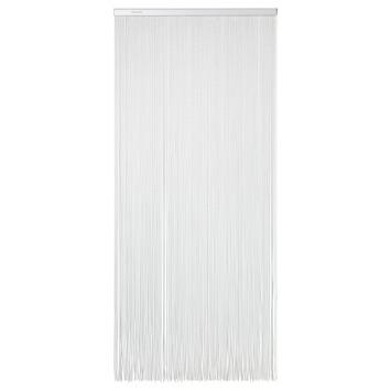 Sun-Arts Vliegengordijn Roma 100X232 cm Transparant Zwart