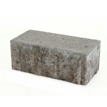 Klinker Beton Grijs 21x10,5x8 cm - Per Stuk / 0,02 m2