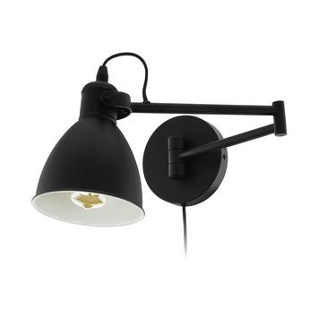 EGLO  wandlamp San Peri zwart