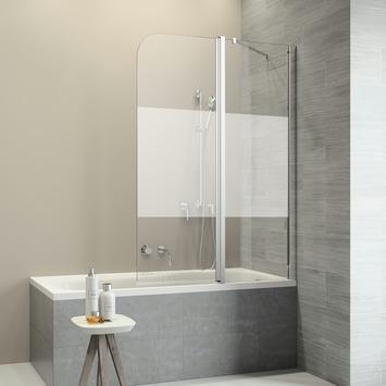 Get Wet Badwand Code R 2-delig 110x152 cm met Gesatineerde Band