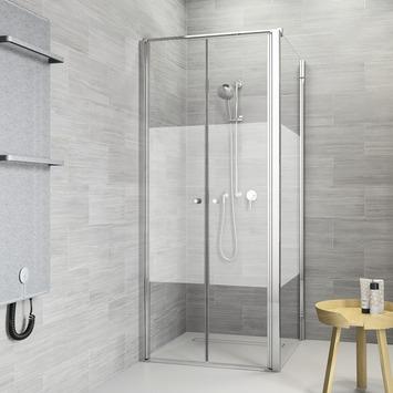 Get Wet Douchewand voor Pendeldeur Code R 80x197 cm