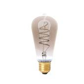 Calex LED-filament edison E27 4W titanium dimbaar