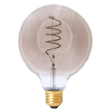 Calex LED-filament globe 125mm E27 4W titanium dimbaar