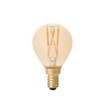 Calex LED kogel E14 3,5W 200lm gold dimbaar