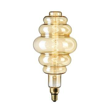 Calex XXL Paris LED-lamp E27 6W 350lumen goud dimbaar