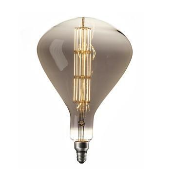 Led Lampen Karwei.Calex Xxl Sydney Led Lamp E27 8w 200lumen Titanium Dimbaar