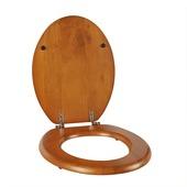 Plieger Classic wc bril hout kersen