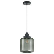 KARWEI hanglamp Juno M - rookglas