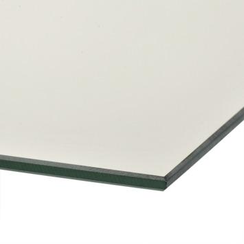 Plieger Tiles spiegeltegel zilver 15 x 15 cm 6 stuks