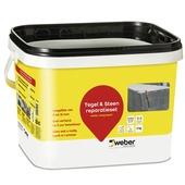 Weber SG tegel en steen reparatieset 2 kg