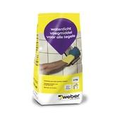 Weber SG voegmiddel wand/vloer grijs 2 kg