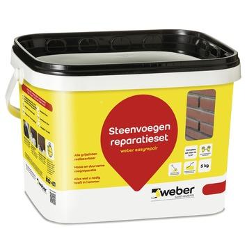 Weber SG steenvoegen reparatieset 5 kg