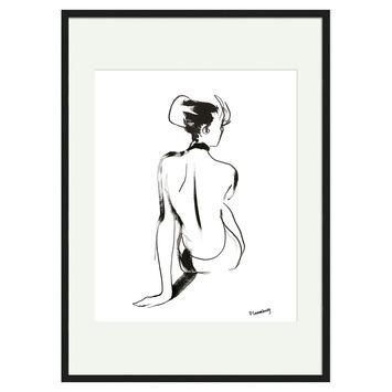 Print in lijst 50x70 cm Petra Lunenberg 6
